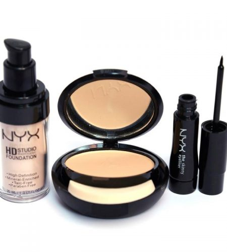NYX Makeup Pack Of 3