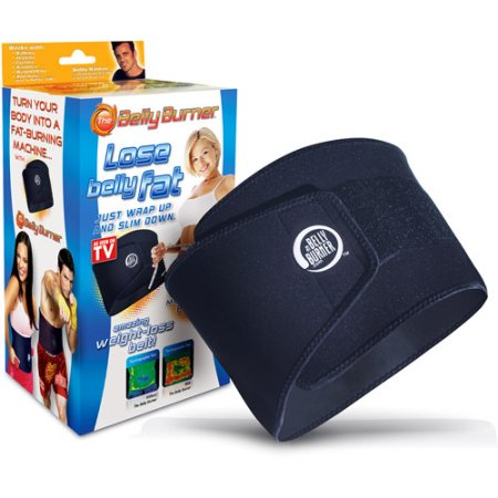 Lose Belly Fat Belly Burner Weight Loss Belt